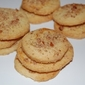 Slice and Bake Butter Cookies