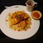 Sea food couscous