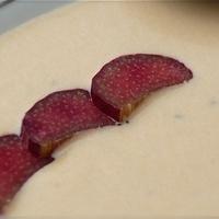 Cold Rhubarb Soup