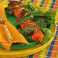 Kabob Party- Molasses Glazed Pork Mingles with Jalapenos and Cozies Up to Papaya