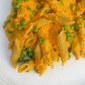Peas and Carrots Pasta