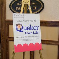 Quaker EVO Conference Breakfast