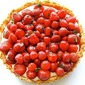 Fresh Strawberry Tart with Port Glaze
