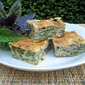 Mushroom, Chard and Cheese Bars; the update