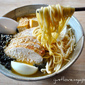 Miso Ramen with Chicken and Tofu - The good, the bad, and the history
