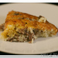 Cheeseburger Pie Lightened