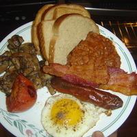 Perfect English breakfast!