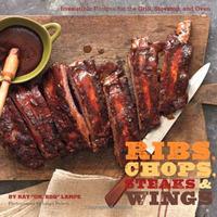 Sup! Loves Cookbooks- Ribs, Chops, Steaks & Wings