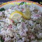 Garden Tuna Pasta Salad with Dill