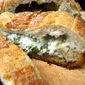 Stuffed Cheese Bread w/ Herbs
