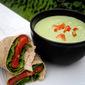 Buttermilk Avocado Soup