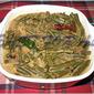 Yard-Long Beans Curry (Payathanga Curry)