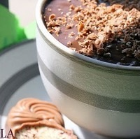 NUTELLALI SUPANGLE (NUTELLA PUDDİNG)