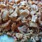 Homemade Chicken Mushroom Rice Casserole