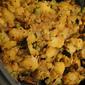 Potato Masala (poori masala)