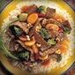 Sesame-Soy Beef Stir-Fry