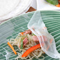 Flank Steak, Sweet Potato Noodle & Vegetable Spring Roll Recipe
