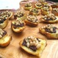 Friday Night Crostini: White Bean & Tapenade