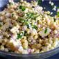 Fresh Basil Corn Salad