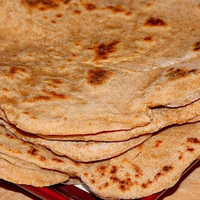 Epicuriosity and vegan whole wheat naan