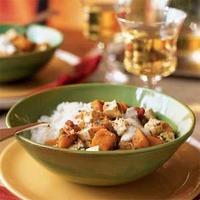 Sweet Potato Korma