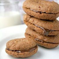 Choc-kit cookies - a taste of home