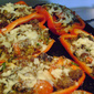 Grilled Stuffed Bell Peppers