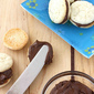 Nutella Sugar Sandwich Cookie Recipe