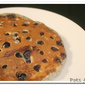 Uber Blueberry Pancakes
