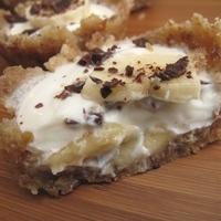 Banocolate Pie Treats