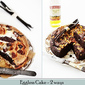 {Baking / Eggless Cake} VANILLA & CHOCOLATE and CHOCOLATE & WALNUT EGGLESS CAKE