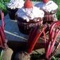 Choco-Beet Cupcakes