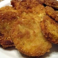 Fried Summer Squash ( My Weakness)