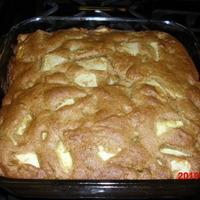 Apple Cinnamon Cake from my Mom