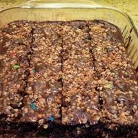 Oatmeal Brownies