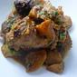 Mutton and Turnip Tagine