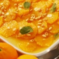 Orange Sauce (for cooked carrots)