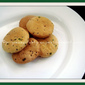 Barley & Spring Onion Biscuits