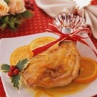Donna's Orange Chicken
