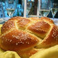 A New Year Feast: Challah & Noodle Kugel