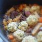 Beef Stew With Herbed Dumplings
