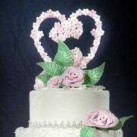 Wedding Cake alla crema di nocciola