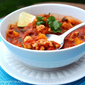 Spiced Turkey and Bean Soup