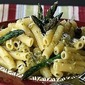Ziti with Asparagus