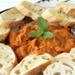 Roasted Vegetable (Sweet Potato, Eggplant & Tomato) Spread or Dip Recipe