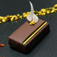 Cioccolatini al Pistacchio Croccante