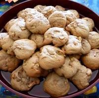 Brown Sugar - Apple Cookies