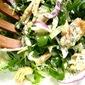 Fall Salad: Arugula, Fennel & Smoked Trout