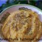 Honey-Thyme Butternut Squash