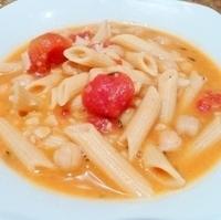Italian Chick Pea Soup